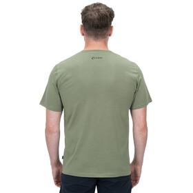 Cube Organic T-Shirt Riders Fuel Men olive